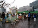 阪神梅田本店の屋上遊園、50年の歴史に幕
